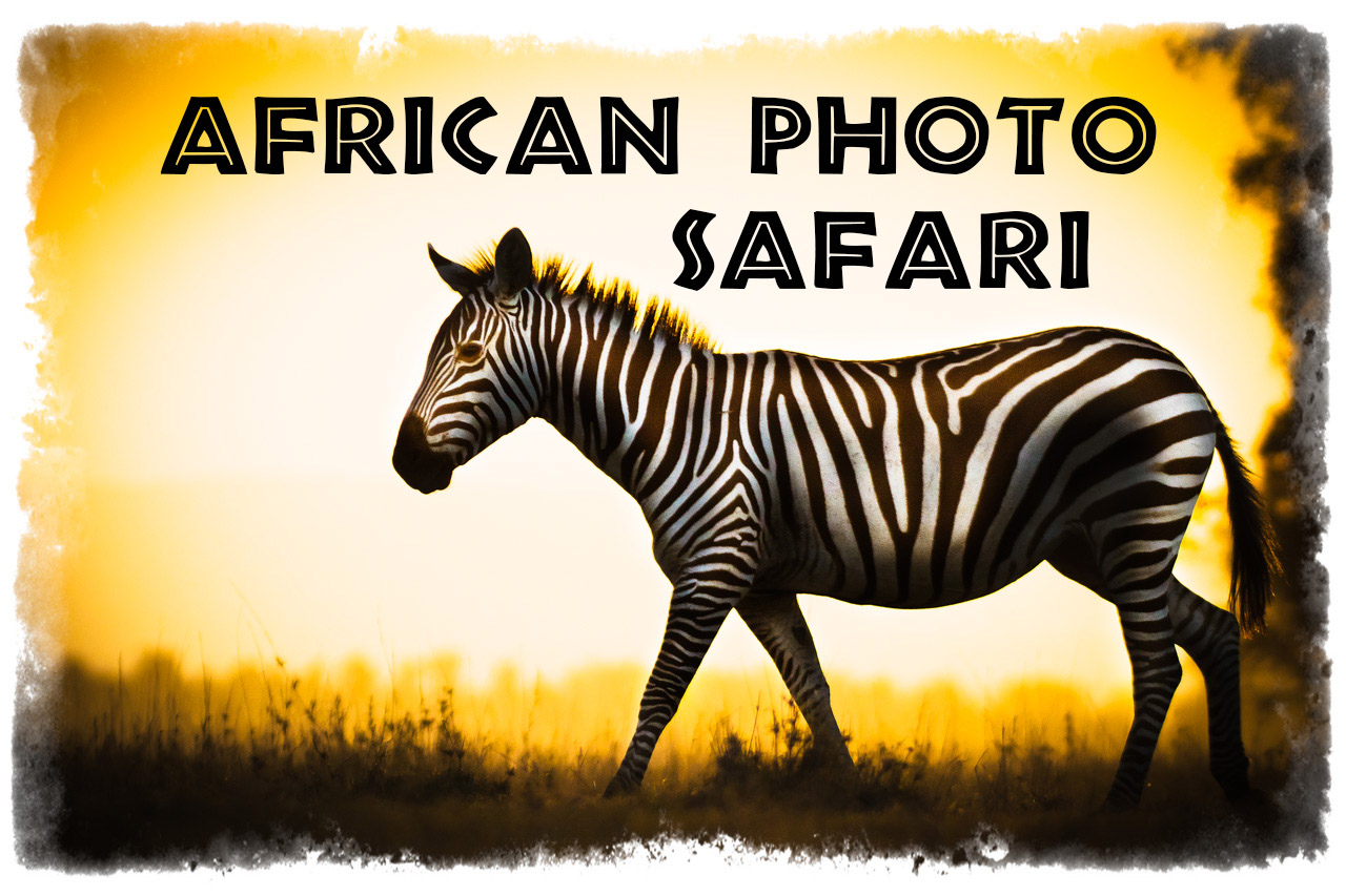kenya photo safari presentation